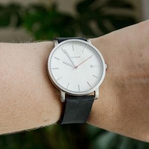 Skagan Silver Watch